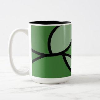 Serenity Two-Tone Coffee Mug