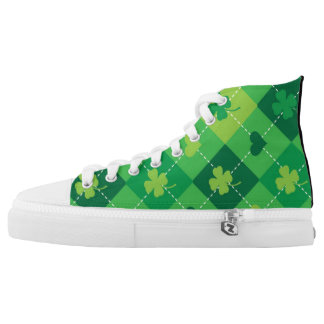 SERESHKI COLLECTION Feeling Lucky High Tops Shoes