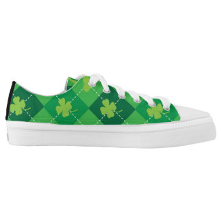 SERESHKI COLLECTION Feeling Lucky Low Tops Shoes