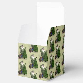 Sergeant Santa Claus Wedding Favour Box