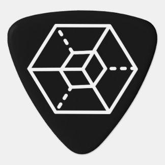 Sergeant (-) / Triangle Guitar Picks