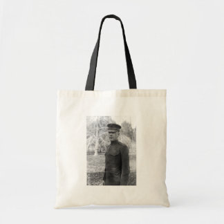 Sergeant's Marine Corps Uniform, 1916 Tote Bags