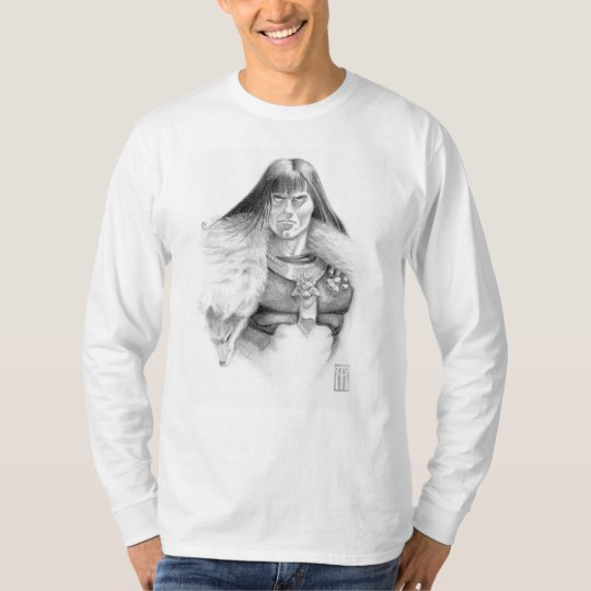 Sergei Wolfbane T-Shirt