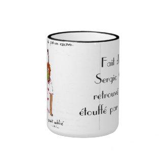 Sergio Chesil Ringer Mug