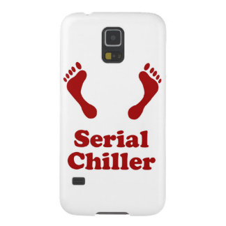Serial Chiller Galaxy S5 Cases
