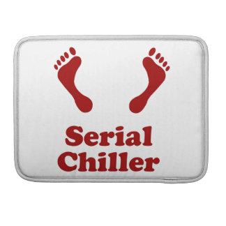 Serial Chiller MacBook Pro Sleeves