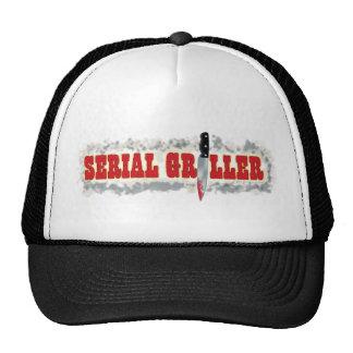 Serial Griller Trucker Hat