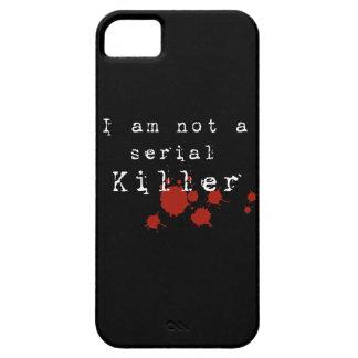 Serial Killer iPhone 5 Covers