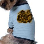 série abstract 2.2 tee-shirts pour toutous
