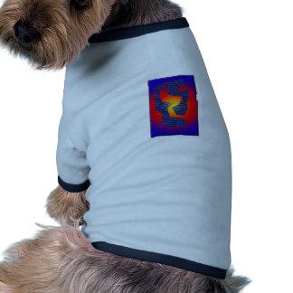 Serie Blue Wall Doggie Tee Shirt