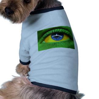 Serie Brasil Pet T Shirt