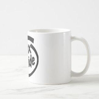 Serie Linux Inside Basic White Mug