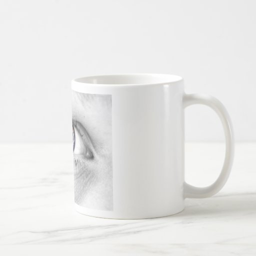 Serie Olho Branco Mug
