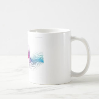 Serie Raio de Luz Basic White Mug
