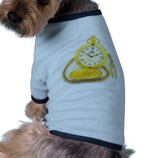 Serie Relogio Pet Clothes