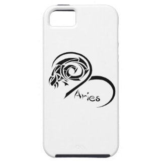 series 1 Aries black Case For The iPhone 5