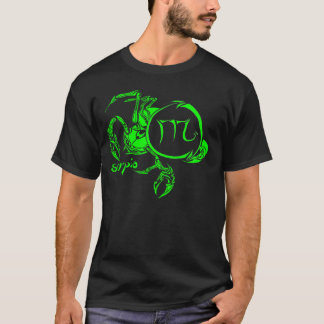 Series 1 Scorpio Green T-Shirt