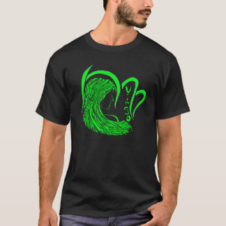 Series 1 Virgo Green T-Shirt