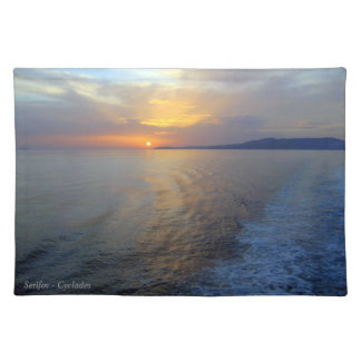 Serifos – Cyclades Placemat
