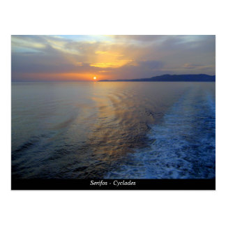 Serifos – Cyclades Postcard