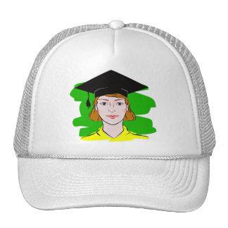 Serious Graduate Hat
