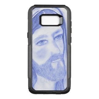 Serious Jesus OtterBox Commuter Samsung Galaxy S8+ Case