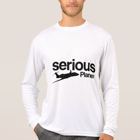 SERIOUS PLANES T-Shirt