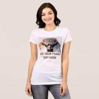 Serious Sparrow T-Shirt