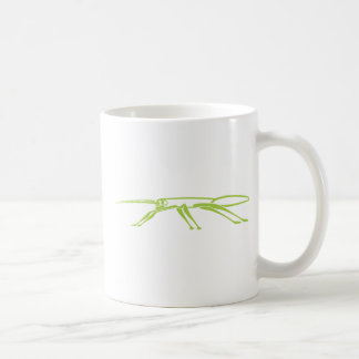 Serious Stick Insect Coffee Mug