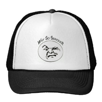 Seriously Trucker Hats