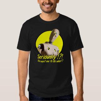Seriously Tshirts