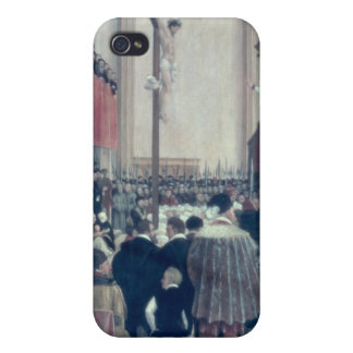 Sermon of the Papal Legate, Cornelius Musso Covers For iPhone 4