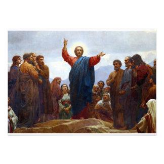 Sermon on the Mount Personalized Invite