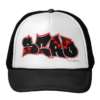 Sero Graffiti Tag-Up Hat