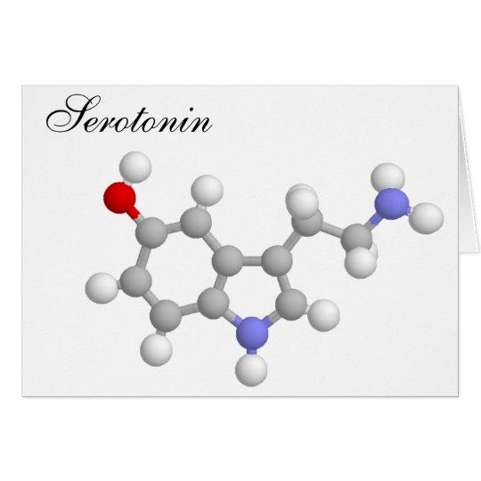 Serotonin Card