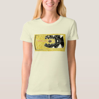 serpant and the eye in the sky T-Shirt