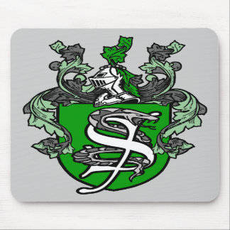 Serpent Crest - Mousepad (Customize)