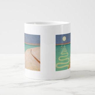 Serpentine Sunset 2004 Giant Coffee Mug