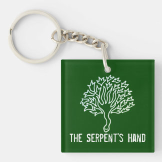 Serpent's Hand keyholder [SCP Foundation] Key Ring