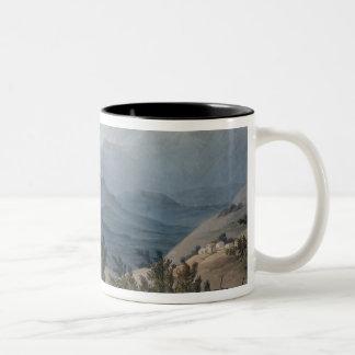 Serra de Estrella or De Neve Two-Tone Coffee Mug