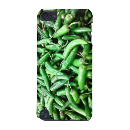 Serrano Peppers iPod Touch 5G Case