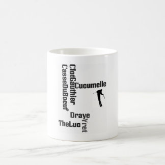 Serre Che Favourite Runs Coffee Mug
