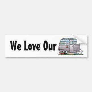 Serro Scotty Camper Bumper Sticker