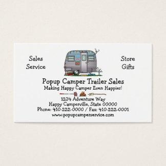 Serro Scotty Camper Business Card