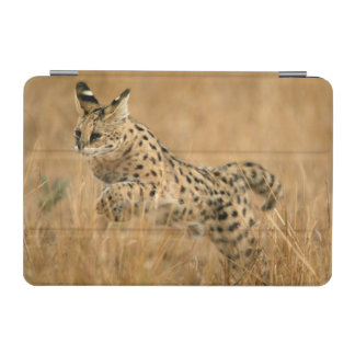 Serval (Leptailurus Serval) Jumping iPad Mini Cover