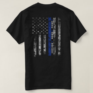 Serve Honor Protect T-Shirt