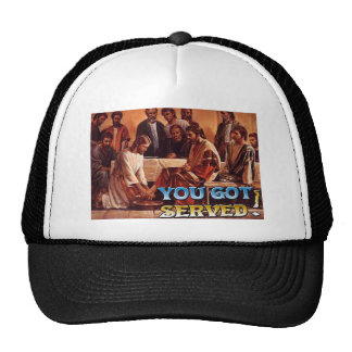 Served Hats