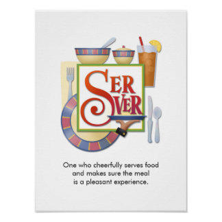 """Server"" Poster"