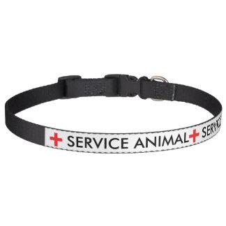 Service Animal Collar Dog Collars