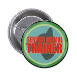 SERVICE ANIMAL DOG TRAINER BADGES